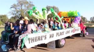 Homecoming Parade 2017- C2k Ministries Inc